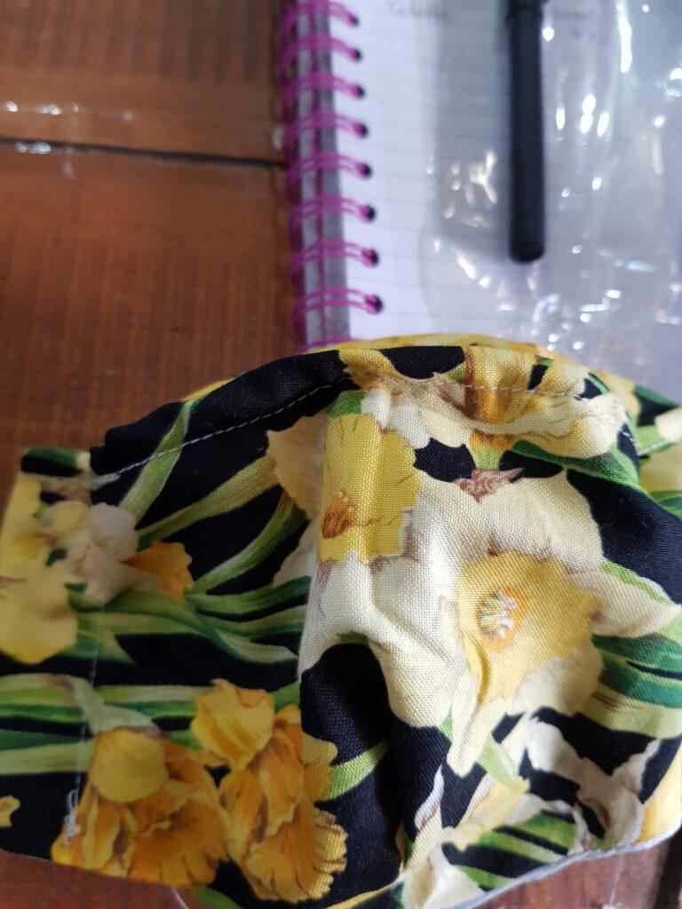Welsh Daffodils Antifog FaceMasks